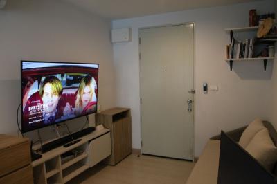 For RentCondoSamrong, Samut Prakan : For rent [7,000 baht / month] The Kith Plus Sukhumvit 113 Project size 28 sq.m.